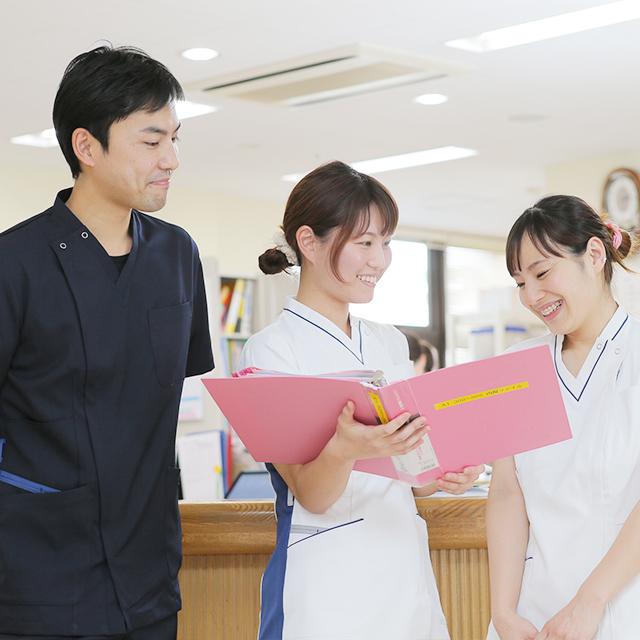 インターン・見学会 福岡青洲会グループ 看護部
